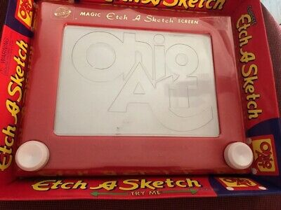 Classic Etch A Sketch by Ohio Art, NEW IN BOX #505. REDUCED!