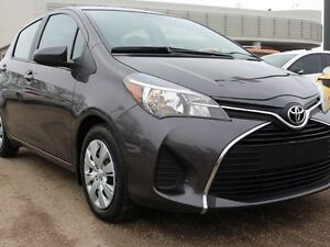 2015 Toyota Yaris LE, POWER WINDOWS, CRUISE