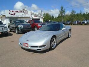 1997 CORVETTE !! AUTOMATIC !! TARGA TOP !!