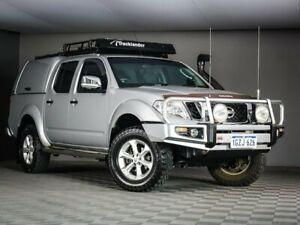 2011 Nissan Navara D40 ST-X Silver Automatic Maddington Gosnells Area Preview