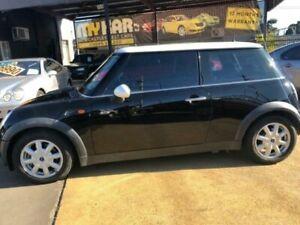 2002 Mini Cooper R50 Black 5 Speed Manual Hatchback Islington Newcastle Area Preview
