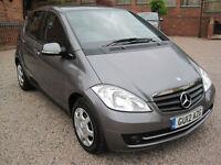 2012 12 Mercedes-Benz A160 1.5 Blue F Classic SE Grey Metallic