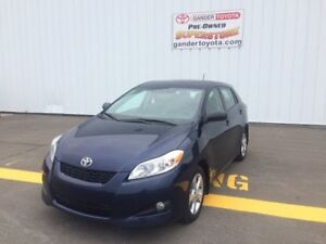 2014 Toyota Matrix Touring Value Package, 5Y/120,000 km Extended