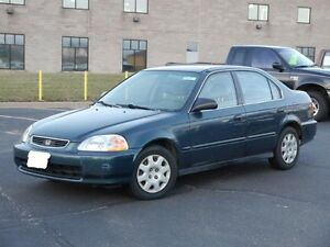 1998 Honda Civic DX Sedan