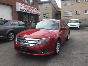 2010 Ford Fusion SEL, LEATHER SEATS