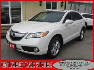 2013 Acura RDX AWD TECH PKG. NAVIGATION LETHER SUNROOF