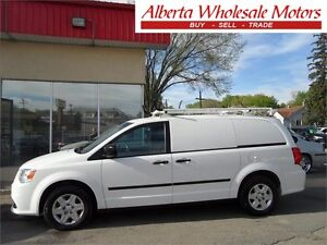 2012 RAM CARGO MINI VAN BUILT IN SHELVES WE FINANCE ALL EASY
