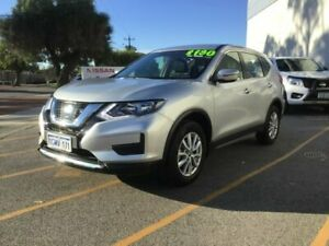2018 Nissan X-Trail T32 Series II ST X-tronic 2WD Silver 7 Speed Constant Variable Wagon Midvale Mundaring Area Preview