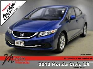 2013 Honda Civic LX (A5)