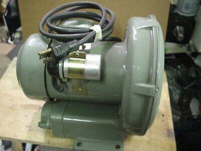 Fuji Regenerative Ring Blower Vacuum 13hp 1ph 115vac Vfc203p-1t Vfc200p Gast R2