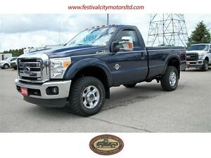 2014 Ford Super Duty F-350 SRW XLT | DIESEL