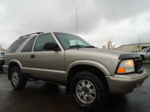 2005 GMC Jimmy SPORT 4X4-4.3L V6--5 SPEED---ALL NEW TIRES