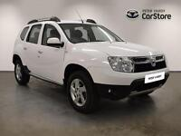 2013 DACIA DUSTER DIESEL ESTATE