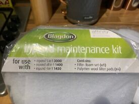 Blagdon Pond Filters - Brand New - Job lot