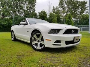 2013 FORD MUSTANG GT PREMIUM CONVERTIBLE