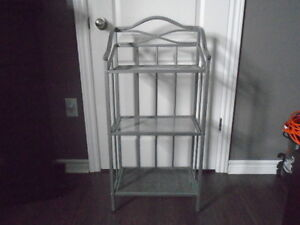 Grayson Metal Tower Collection From Bed, Bath & Beyond
