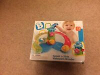 Brand new unopened bath toy for 12 m old