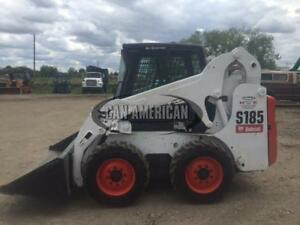 2007 BOBCAT S185 SKID STEER LOADER