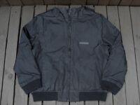 Boy's Flipback Reversible Jacket, Age 9-10 Years