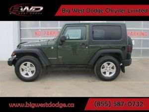 2008 Jeep Wrangler Rubicon|2 D0OR| DUAL TOP| 6 SPEED|1 OWNER
