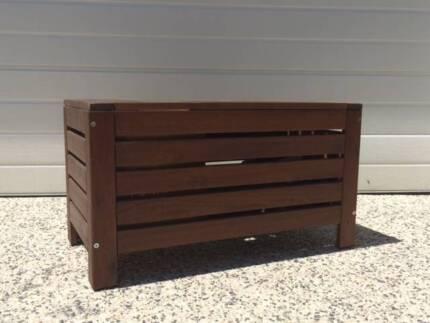 Outdoor Storage Box & Seat