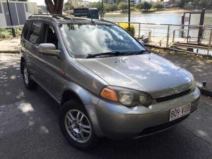 2001 Honda HRV (4x4) Wagon East Brisbane Brisbane South East Preview
