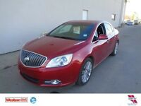 2012 Buick VERANO Loaded! Leather, Moonroof, Low KM!s!