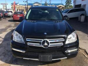 SOLD! SOLD! 2012 Mercedes-Benz GL-Class GL 450  Power Tailgate!