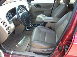 2003 Ford Escape XLT Leather Kitchener / Waterloo Kitchener Area image 6