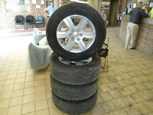 TRAVERSE WHEELS AND TIRES