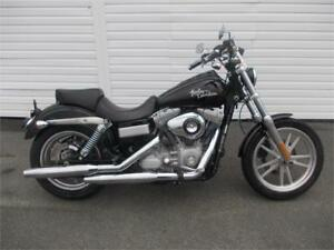 2009 Harley-Davidson Dyna Super Glide 96ci/ 6 speed FUN $8995!!!