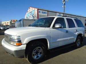 2003 Chevrolet Tahoe-LEATHER-SUNROOF-EXCELLENT RUNNING CONDITION Edmonton Edmonton Area image 11
