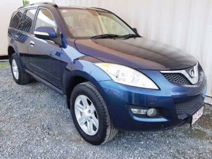 2011 Great Wall X240 CC6460KY Blue Manual Wagon Helensvale Gold Coast North Preview