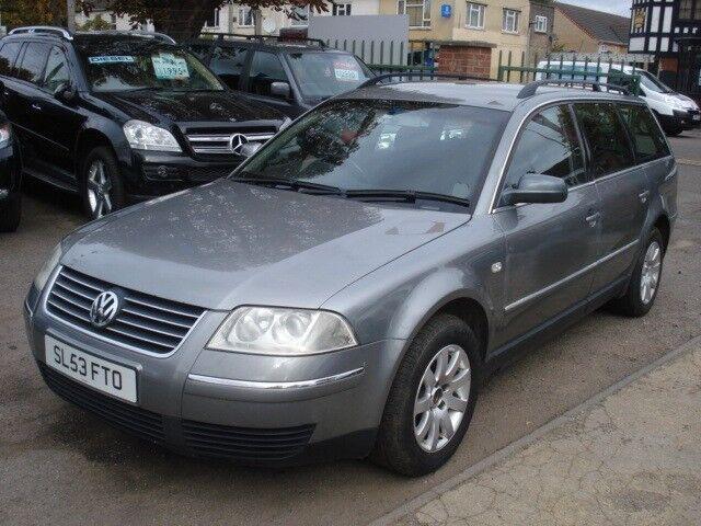 Volkswagen PASSAT, Full MOT, 4 wheel drive