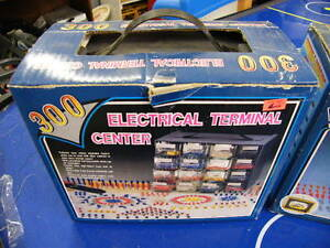 Electrical Terminals Center Assortment (300 pieces)