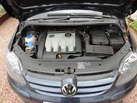 VW Golf Plus 08