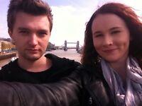 Australian Couple Seeking Room to Rent