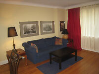 July 1st FURNISHED, 1 BR, Westboro area, clean, safe