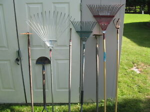 Lawn and Garden Tool