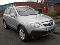 OPEL ANTARA 2.0 5 Door Automatic FINANCE AVAILABLE (silver) 2009