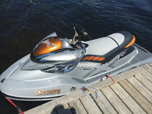 Seadoo rxpx 255 rxp-x rxp mint with trailer