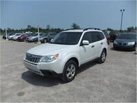 2012 Subaru Forester X 2.5L CERTIFIED & E-TESTED!!