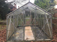 Greenhouse - £100 - will need to be dismantled