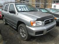 2003 Nissan Pathfinder LE - 4X4 - ONLY 159k.!