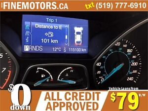2012 FORD FOCUS SE HATCHBACK * EASY ON GAS * FINANCING AVAILABLE London Ontario image 9