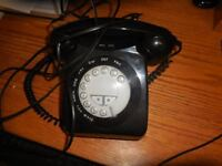 Geemarc Telephone Mayfair black