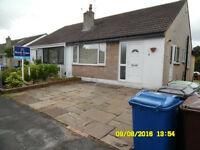 2 bed bungalow nr wigan,lancashire