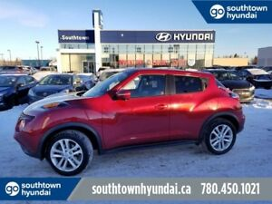 2016 Nissan Juke SL/NAV/AWD/LEATHER/SUNROOF