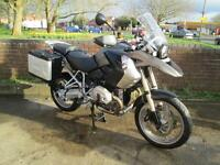 BMW R 1200 GS ABS TOURING COMMUTING MOTORCYCLE