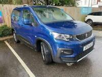 2021 Peugeot Rifter 1.5 BlueHDi Allure (s/s) 5dr MPV Diesel Manual